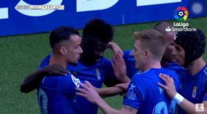 VIDEO: Samuel Obeng's superb goal rescues Real Oviedo from relegation