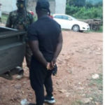 Machoman who beat NDC polling agent fails to appear in court