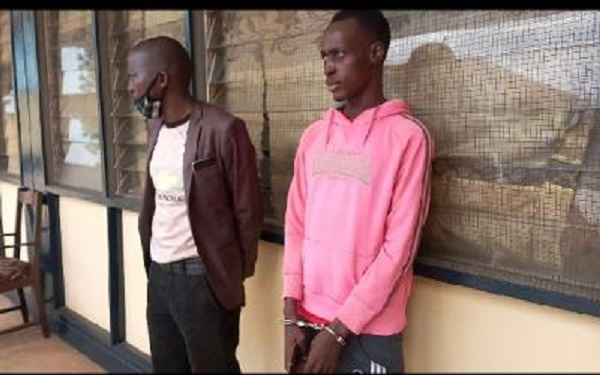 EC officials arrested in the Northern region for registering people at private residence
