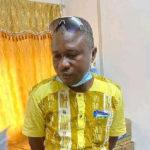 NDC agent arrested for stealing EC forms at Sagnarigu