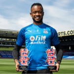 Ghana's Jordan Ayew credits former Marseille Presidents Pape Diouf for his Crystal Palace achievements
