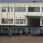 Coronavirus: Angry parents storm Accra Girls over wards whereabouts