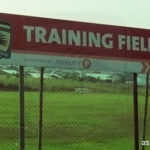 PHOTOS: Work begins at Kotoko's training grounds at Adako Jachie