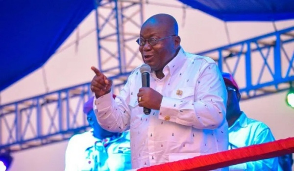 Your interest will be at heart – Akufo Addo to 6 million people who voted against him