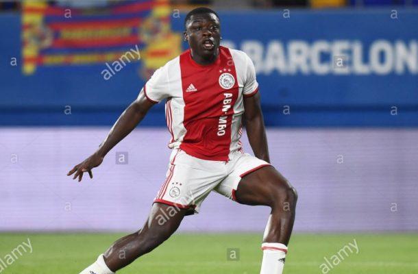 Ajax terminates contract of Ghana's Brian Brobbey