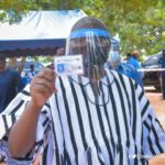 PHOTOS: Dr. Bawumia gets new voter ID card