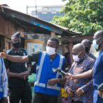 President Akuffo-Addo tours voter registration centres in Accra