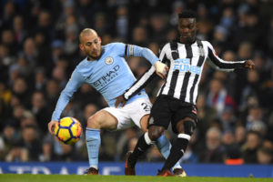 Christian Atsu makes cameo appearance in heavy Newcastle defeat