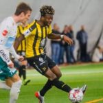 Nasiru Zakaria on target for FC Honka in Finish League opener