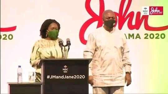 John Mahama pledges to work closely with assembly members