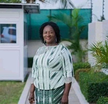 Dr. Lawrence writes: I present Prof. Naana Jane Opoku-Agyemang