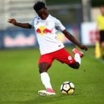 Clubs queue for the signature of in demand Gideon Mensah