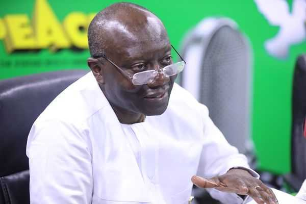 We will remember you in prayers - A Plus on Ken Ofori-Atta's medical trip