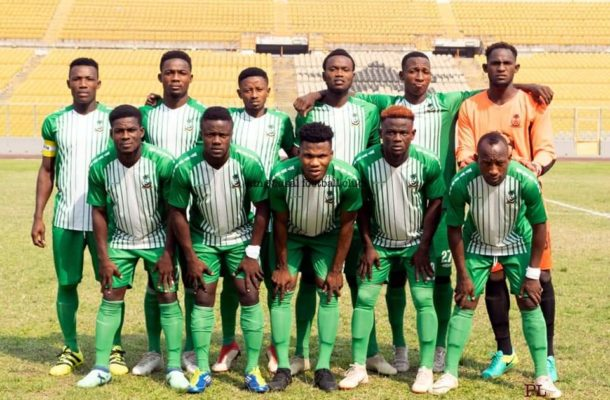 MATCH REPORT: King Faisal share the spoils with Aduana Stars