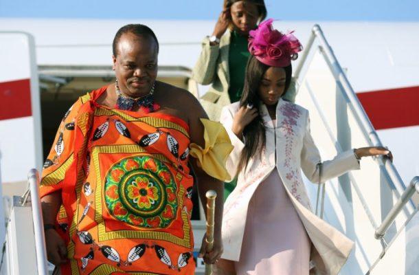 U.S ambassador to Swaziland wants constitutional change to stop King's lavish spending