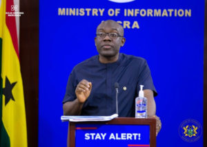 Internal audit reveals 20,000 'ghost names' on YEA payroll - Information Minister