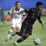 Brazilian club Vasco da Gama interested in signing LAFC's Latif Blessing