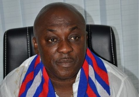 VIDEO: NPP's Carlos Ahenkorah snatches ballot papers during election for Speaker of Parliament