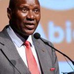 Ivory Coast Vice-President Daniel Kablan resigns