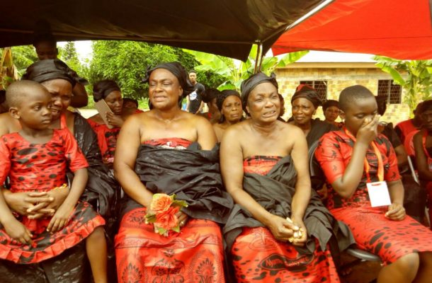 We've been neglected by Kotoko since my husband's demise - Portia Obeng Asare