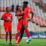 Former Dreams Fc player Muntari Kamaheni helps FC Ashdod secure win