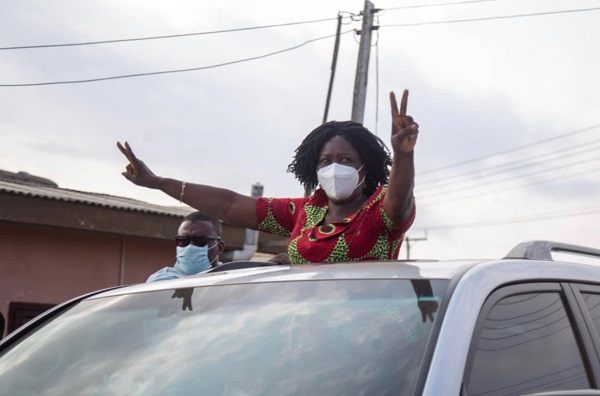 Prof Opoku-Agyemang begins 6 days campaign tour in Central Region Monday