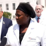 Nigerian joins American frontline doctors to advocate hydroxychloroquine treatment for coronavirus