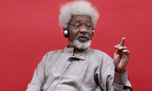 I was disappointed by Achebe's comment on my Nobel prize – Soyinka