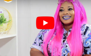 VIDEO: I turn into a fish at night to visit my spiritual family - Lady narrates