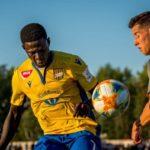 VIDEO: Zuberu Sharani scores for his Slovakian side FC DAC 1904