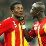 Stephen Appiah went to motivate Gyan and not take ball from him - Anthony Annan