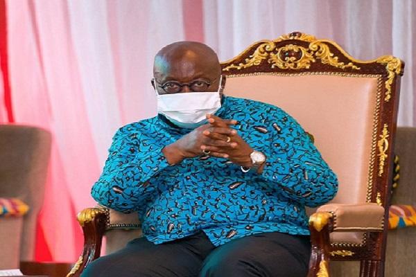 COVID-19: Akufo-Addo on 'precautionary self-isolation'