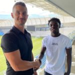 Ghanaian youngster Clinton Osei joins Hungarian giants MTK Budapest