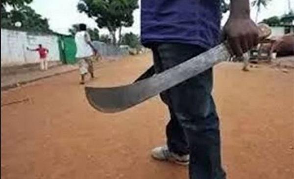 Teacher butchers man to death over debt