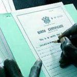 Identity in the Ghanaian Birth Certificate -Prof John Gatsi