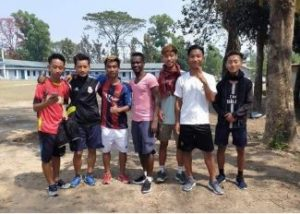 Ghanaian players stranded in India plead for evacuation home
