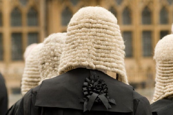 Court of Appeal judge dies shortly after complaining of ill-health