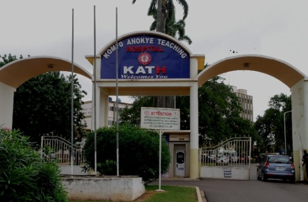 KATH staff dies, another on admission after contracting COVID-19