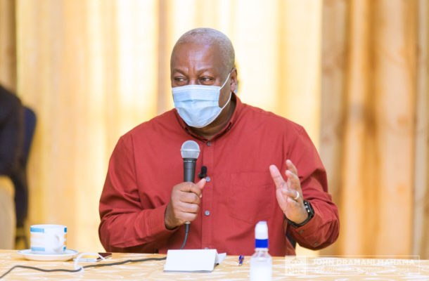 Prophets who are predicting Mahama will win 2020 polls are not from God – Prophet