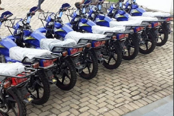 Campaigning on bikes best move to beat NPP – NDC's Mo Sukparu