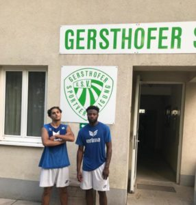 Ghanaian striker Faris Sulemana signs two year deal with Gersthofer SV