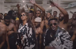 How a Ghanaian dancer was 'grinding' Beyoncé in the 'Already' video