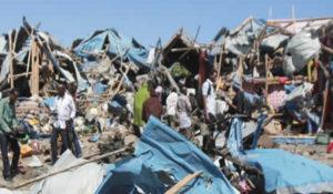 Car blast kills seven in Somalia