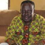 Veteran actor Osofo Dadzie is dead