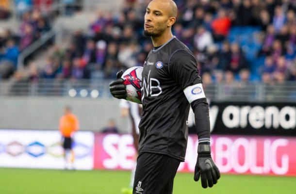 Exclusive: Ghana goalie Adam Kwarasay tears up contract with Vålerenga