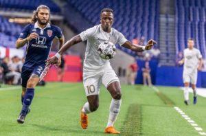 Prosper Kassim's solitary strike secures vital win for Birmingham Legion over Atlanta FC II
