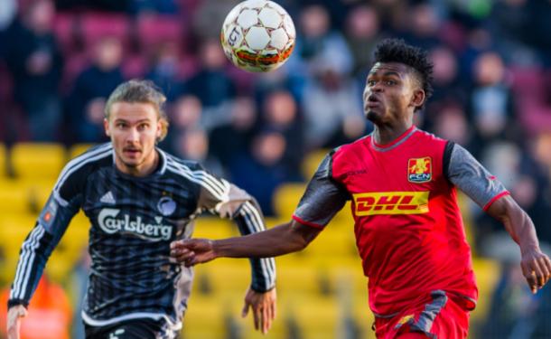 Godsway Donyoh set to return to FC Nordsjaelland