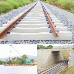 Tema-Akosombo railway project progresses despite coronavirus pandemic
