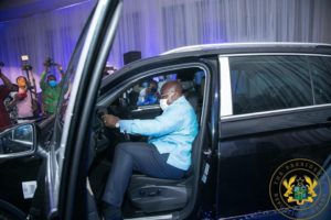 Buy cars, textiles, garments produced in Ghana – Akufo-Addo to gov't agencies