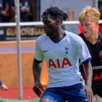 Ghanaian teen Enock Asante gets Spurs promotion